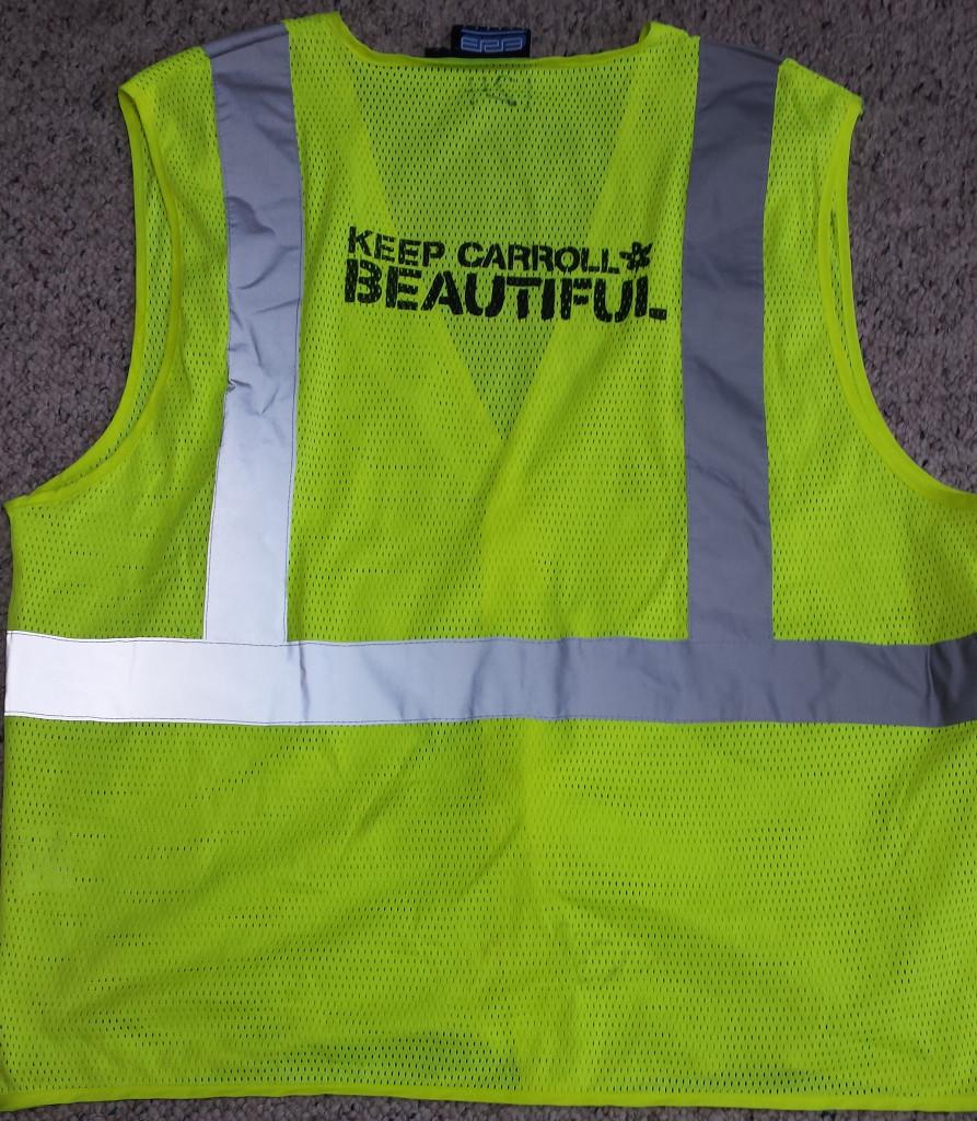 KCB Adopt-A-Road Vest